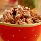 Puppy Chow I - A great crunchy sweet snack.