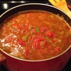 Just Like Wendy's(R) Chili - Chili that tastes like the kind from that famous chain with the juicy, square burgers is easy to make and only needs an hour to simmer. Serve it with finely chopped onion and shredded cheese.