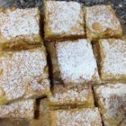 Best Ever Lemon Squares (Gluten-Free) - Gluten-free lemon bars made with rice flour and gluten-free oat flour tastes so much like the real thing that no one will even know the difference.