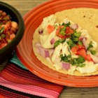 Mexican Turkey - What a great and easy way to use leftover holiday turkey! You can make tacos, burritos, Mexican sandwiches (tortas), etc.
