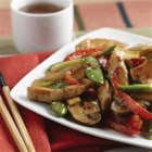 Stir-Fry Chicken and Vegetable Delight - A great chicken and vegetable combination.