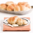 Mashed Potato Rolls - These mashed potato rolls are light as a feather and require no kneading! Bake up a batch for a holiday or any day!