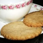 Lemon Shortbread Cookies - Brown sugar, fresh lemon zest, and real butter flavor these rich shortbread cookies.
