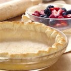 "Crisco(R) No Fail Pie Crust - There's a reason people use the expression ""easy as pie,"" and we're sure it was inspired by this recipe. No Fail Pie Crust is perfect for sweet fillings, savory stuffing and everything in between."