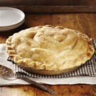 Crisco(R) Simply Old Fashioned Apple Pie - You are the apple of my pie. This humble dessert is every pie-lover's dream, combining thinly sliced apples from your local orchard with a lightly golden crust.