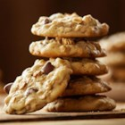 Chocolate Chip Granola Cookies - Granola is a delicious addition to these classic chocolate chip cookies.