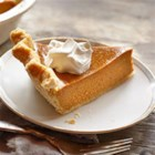 Michele Stuart's Pumpkin Pie - Fresh processed pumpkin brings out the true flavor of this classic pumpkin pie.