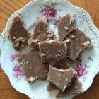 Vegan Peanut Butter Fudge - This is my favorite fudge recipe. It seems that the corn syrup keeps it from crystallizing or getting too hard.