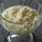 Old-Fashioned Rice Pudding I - When white rice is slowly baked with milk, sugar, raisins, and nutmeg, it is transformed into this delicious custard-like pudding.