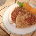Banana Pancakes the Easy Way - This is an easy recipe for banana pancakes calling for ingredients you probably already have. Kids love them!