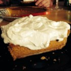 121 Whipped Cream - Lightly sweetened whipped cream makes a delicious topping to any dessert.