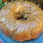 Simple Bundt(R) Caramel Rolls - Creamy caramel rolls are quick and easy to prepare thanks to refrigerated biscuit dough, cream, and brown sugar.