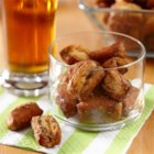 Spicy Cajun Pretzels - Have plenty of cold drinks on hand--these addictive pretzels will heat up your taste buds!