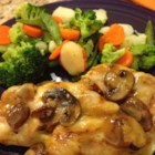 Easier Chicken Marsala - Eat well, eat healthy with this herbed chicken sauteed with mushrooms and Marsala wine.