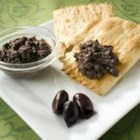 Olivada - There's nothing to this blender mix of Kalamata olives, oil and garlic--except great, pungent taste.