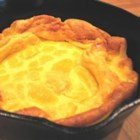 German Pancakes II - This light, golden crepe is fabulous served with maple syrup or your favorite fruit preserves!