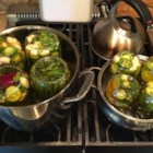 Chef John's Bread and Butter Pickles - Chef John combines just the right amounts of heat and sweet in his recipe for crunchy bread and butter pickles.
