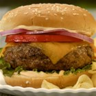 Chipotle Cheeseburgers - Smoke the competition at your tailgate by adding TABASCO® Chipotle Sauce to your burger.