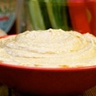 1-Step Chipotle Hummus - Add a smoky kick to ordinary hummus with this quick and easy recipe.