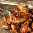 Smoky BBQ Wings - Whether cooked in the oven or on the grill, these smoky wings are sure to be a hit at your next game-day party.