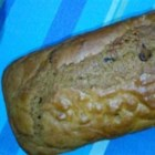 Pumpkin Bread III - Coffee cans make excellent baking tins for breads, as proven here with one-pound cans substituting for conventional bread pans.  Well-spiced with cinnamon, nutmeg and allspice, the three medium loaves from this recipe are milder in pumpkin flavor than ot