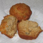 Pear-a-dise Muffins - Grated lemon or orange rind may be added to this recipe for a slightly different flavor.