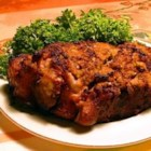 Cindy's Country Style Creole Pork Roast - A spicy Cajun country style pork roast! Serve roast with rice and gravy and try not to eat too much! Brought it to a family gathering everyone loved it!