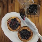 Easy Small-Batch Blueberry Jam - Quick and easy blueberry jam is simple to make using only 4 ingredients.