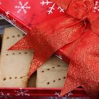 Scottish Shortbread IV - Real butter and brown sugar give it an irresistible flavor.