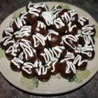 Peanut Butter Balls III - This is another recipe for Peanut Butter balls.  This one I got from my 96 year old neighbor, Mrs. Lucille Savage.  She still makes them at Christmas and now I do too.