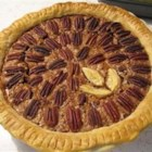Chocolate Pecan Pie III - This pie is thick, gooey and full of pecans with just a hint of chocolate. The unsweetened cocoa powder makes the subtle difference.