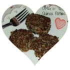 OMG! Quinoa Patties - These versatile vegetarian patties made with quinoa can be a snack, a vegetarian burger, or a grab-and-go breakfast.