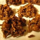 Chow Mein Clusters - Quick and easy, no-bake drop cookies.