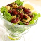 Vinny's Red Kidney Bean Salad - This quick and easy kidney bean and tuna salad is spiced with curry powder and is perfect for any occasion.
