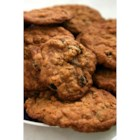 Oatmeal Raisin Cookies VI - This is a really moist, delicious cookie that's also quite healthy.