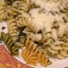 Rustica - This Italian pasta recipe with parsley and Parmesan cheese couldn't be much easier.