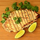 Cilantro-Lime Grilled Chicken - Chicken gets a quick marinade in lime juice and cilantro before grilling to perfection in this quick and easy, kid-approved dish!