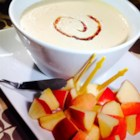 Kahlua(R) Fruit Dip - Fruit dip with a generous pour of coffee-flavored liqueur is a tasty accompaniment to apples, bananas, strawberries, and grapes.