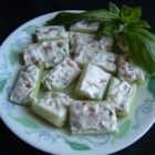 Photo of: Stuffed Celery - Recipe of the Day