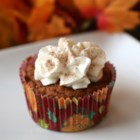 Best-Ever Pumpkin Cupcakes - Pumpkin puree and all the right spices are baked with a standard cupcake recipe creating the best-ever pumpkin cupcakes.