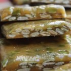 Chef John's Pumpkin Seed Brittle - Chef John's recipe for DIY pumpkin seed brittle is a great fall snack and perfect for giving as a hostess or holiday gift.