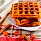 Perfect Pumpkin Spice Waffles - Autumn is pumpkin-spice season, and waffles are a great medium for the seasonal craze when you have cinnamon, ginger, and cloves in your batter.