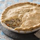 Chicken and Bacon Pot Pie - Chicken pot pie is nearly always a guaranteed win. Add bacon, and your odds are even better. Add a cream-cheese pie crust? That's a home run for sure!