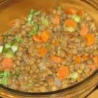 Mediterranean Lentil Salad Recipe