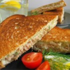 Simple Tuna Melts - This is a simple, less rich, but very tasty recipe for tuna melts. It's the only tuna melt I make and my husband is a convert from the traditional kind to mine!