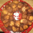 Monkey Bread III - A quick, yummy treat, the kids will love it!