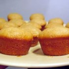 Jo Jo's Favorite Banana Muffins -  These tender delights are simply and perfectly spiced with cinnamon.