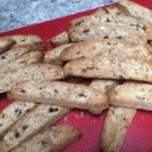 Easy Walnut Raisin Biscotti - Easy to make and tasty too!