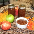 Apple Butter for the Slow Cooker - Prepare this apple butter in a slow cooker. Can it for a tasty food gift idea.