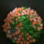 Homemade Chicken Soup - How is it that plain chicken and vegetables simmered together can taste so satisfying?